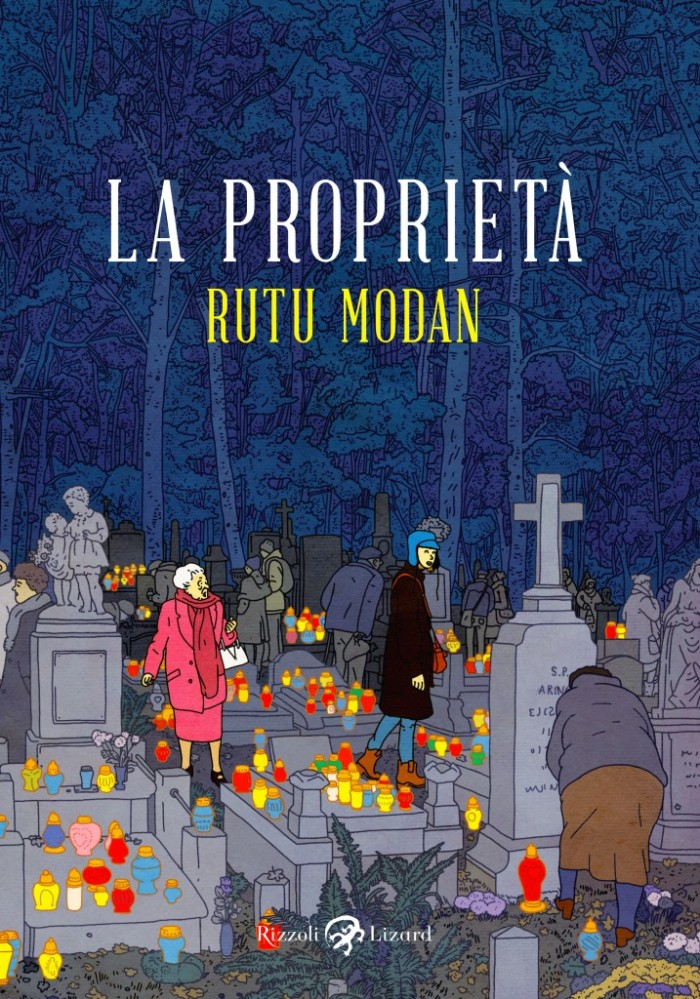 La-proprietà-Rutu-Modan-cover