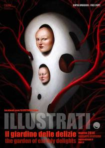 Illustrati marzo 2014 cover