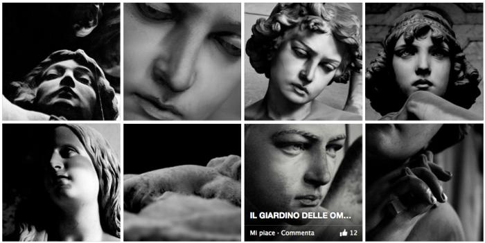 Istantanea dalla gallery Il giardino delle ombre, pubblicata sulla pagina di Marco Casiraghi Photography, con oltre 600 fans.