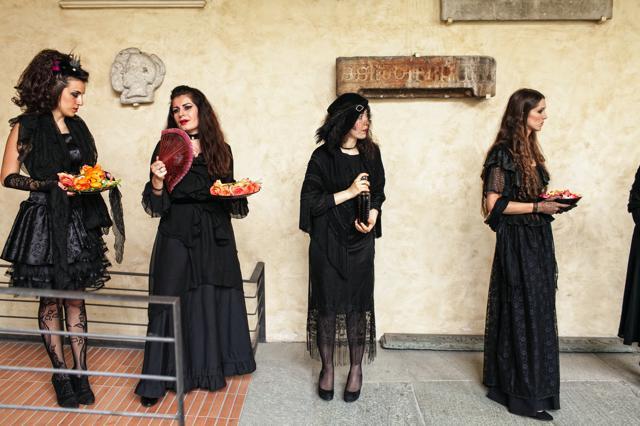 L'attesa di San Francesco – Ph. Alessandro Albert