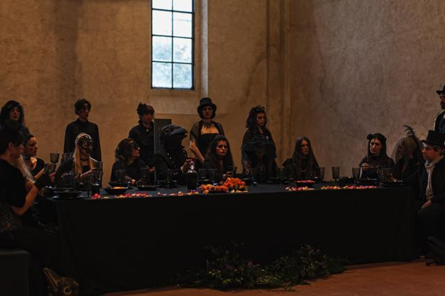 Tavolo per 13/6– Ph. Alessandro Albert