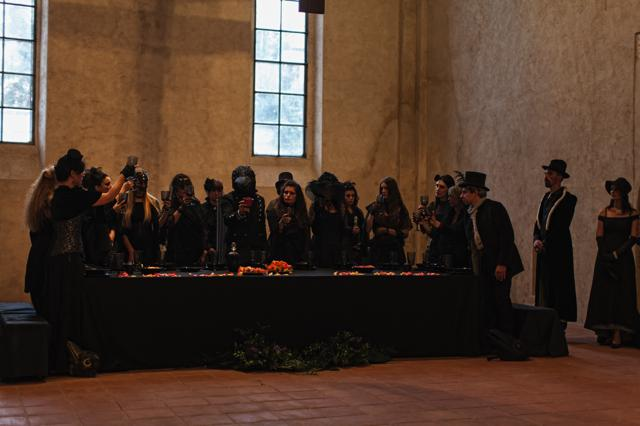 Tavolo per 13/7– Ph. Alessandro Albert
