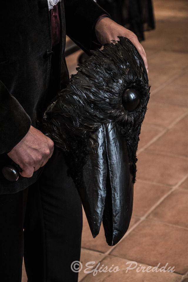 Giù la maschera, ph. Efisio Pireddu