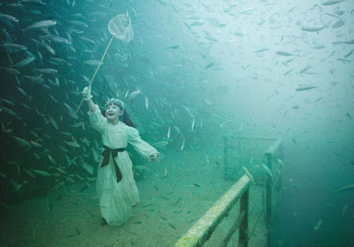 Foto di Andreas Franke, parte del progetto The Sinking World