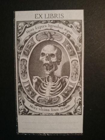 """""""Mors ultima linea rerum"""", Artista sconosciuto fiammingo, stampa da incisione su matrice in rame, 1570 ."""