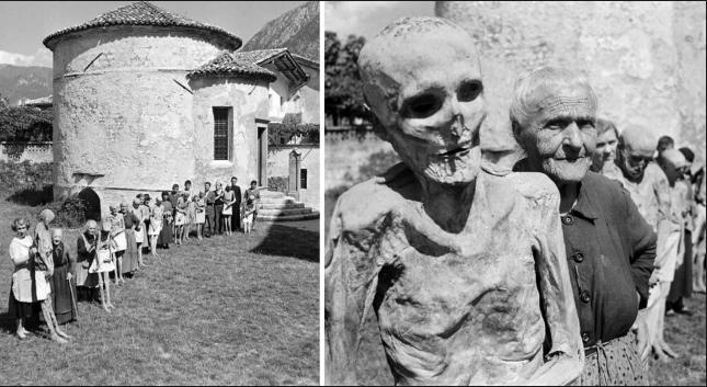 Andar per mummie: Venzone #2 (1/6)