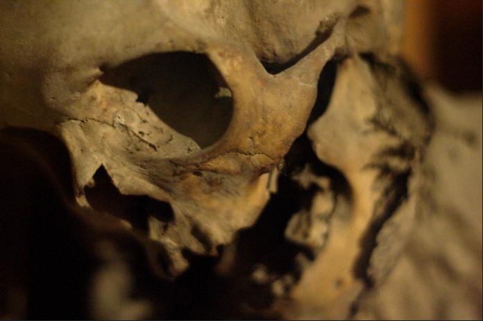 Urbania-chiesa-dei-morti-mummia