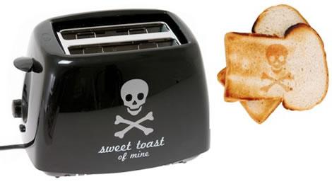 skull-toaster