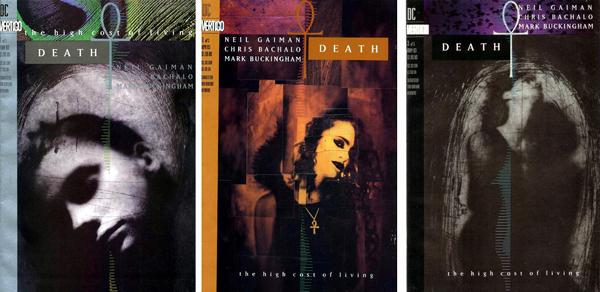 Death, L'alto costo della vita. Gaiman, Bachalo, Buckingham