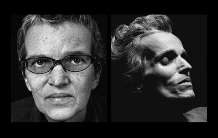 Roswitha Pacholleck, 31 dicembre 2002 e 6 marzo 2003. Ph. W. Schels