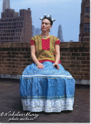 Frida, New York, 1946