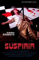 Suspiria 1977 Poster B Beyond Horror Design