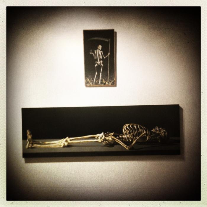 """Maurizio Bottoni, """"Morte che ride"""" e """"Morte della morte"""""""