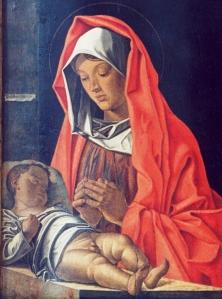 La Madonna col Bambino_Bonsignori