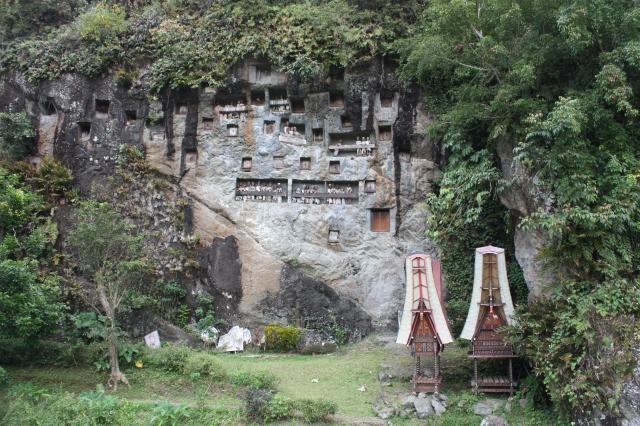 Tana Toraja, Lemo