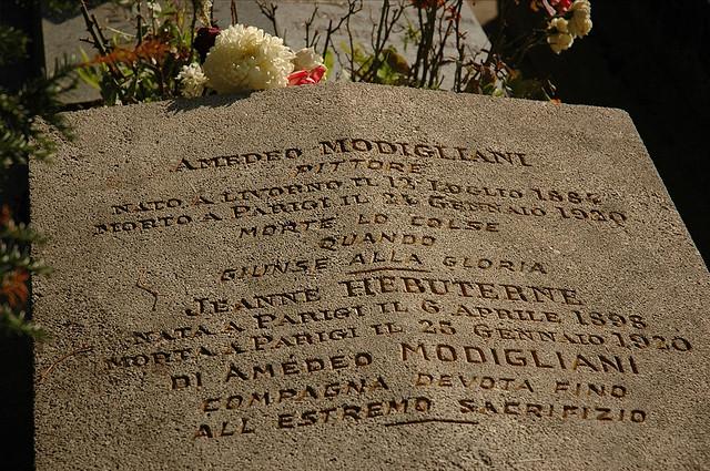 Amedeo_Modigliani_Tomba