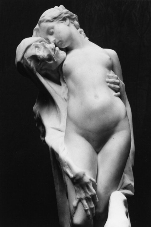 Pierre-Eugène-Emile Hébert_Death_and_Maiden